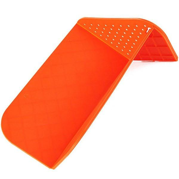 Multi-functional Foldable Drain and Cutting Board
