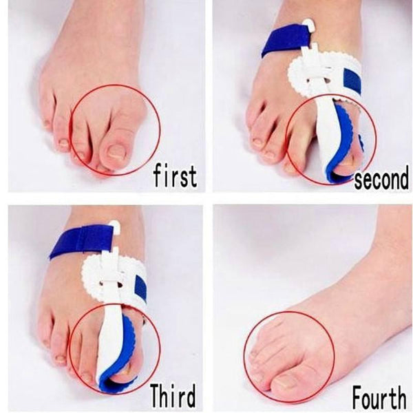 Orthopedic Night Braces Toe Correction