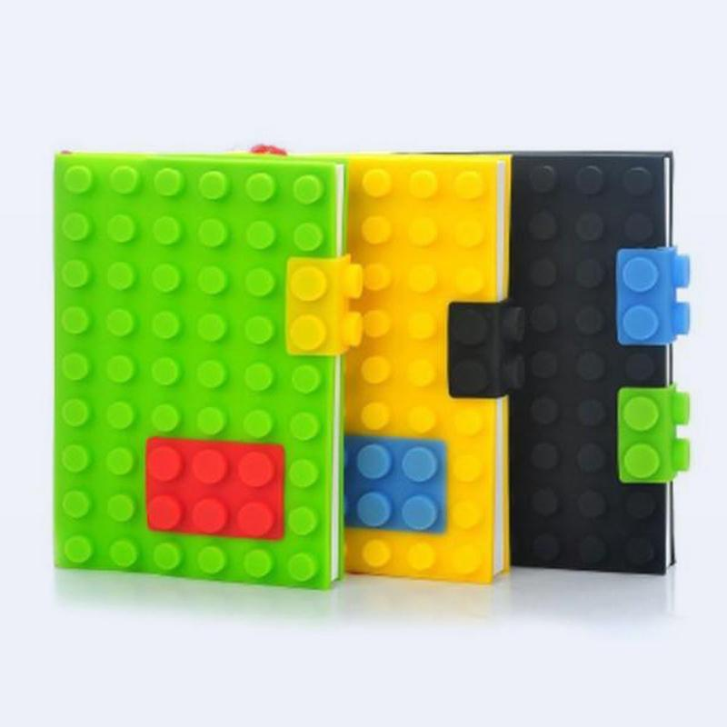 Brick Notebook