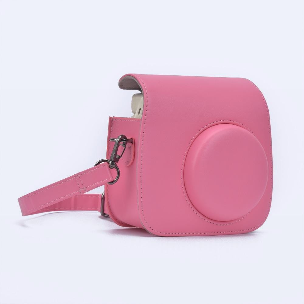 Instant Camera Bag Case With Strap