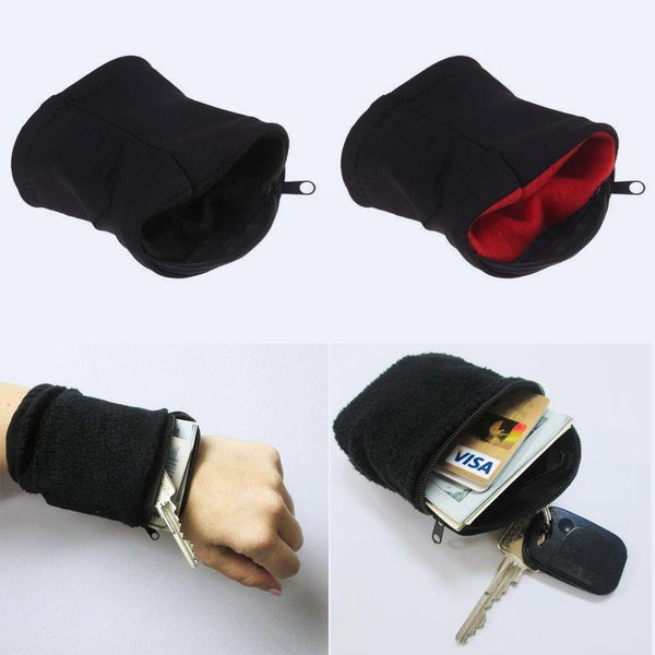 Outdoor Wrist Wallet Pouch