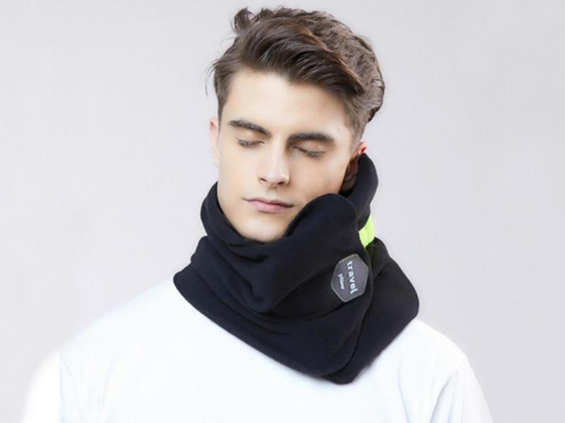 Inflatable Travel Neck Pillow