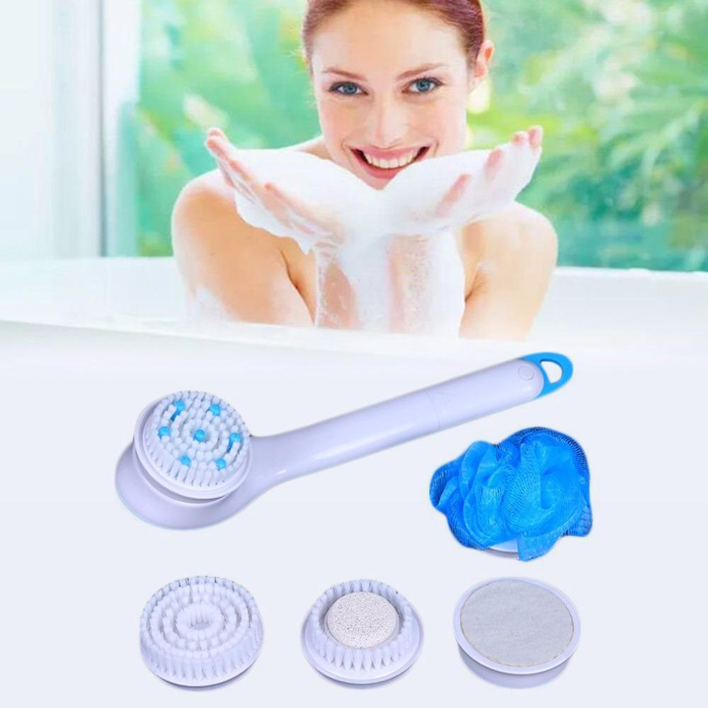 Electric Home Spa Brush Massage