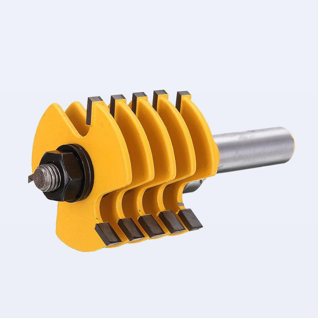 Finger Joint Assembly Router Bit