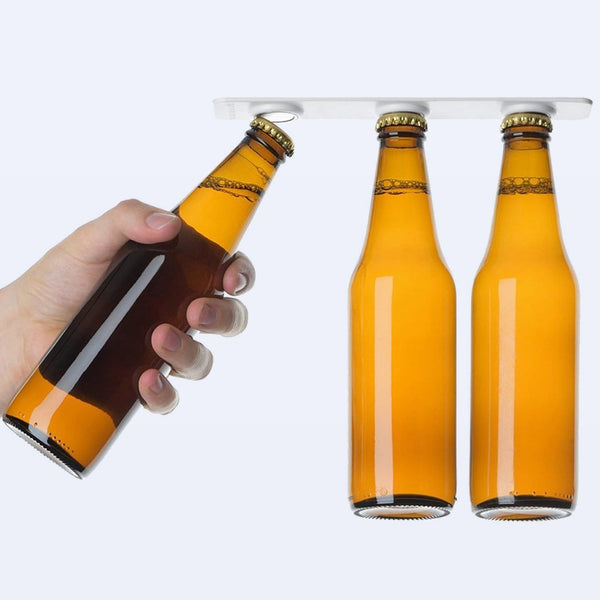 Magnetic Bottle Holder