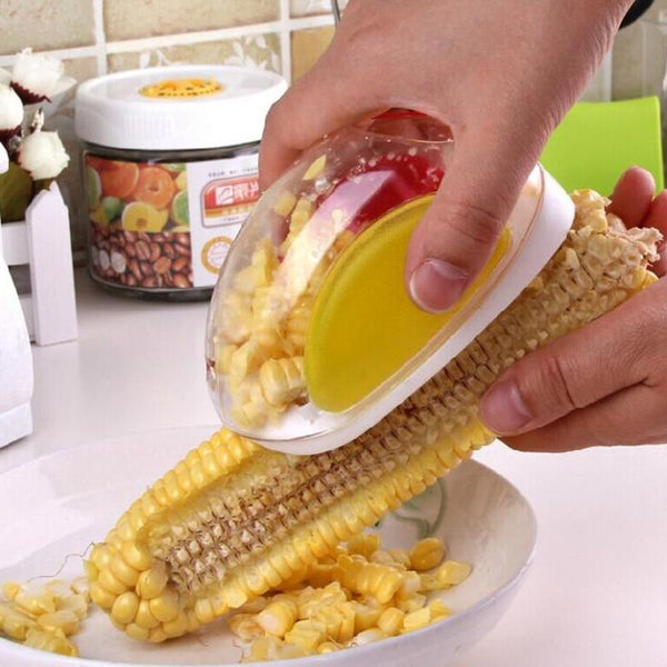 Corn Cob Easy Stripper