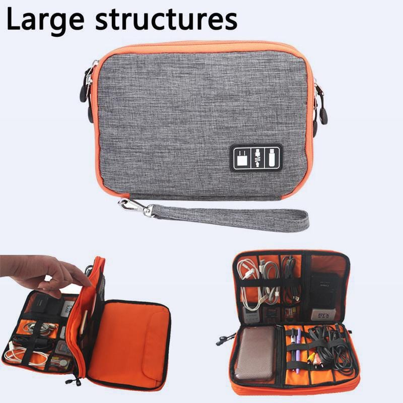 Double Layer Accessories Organizer