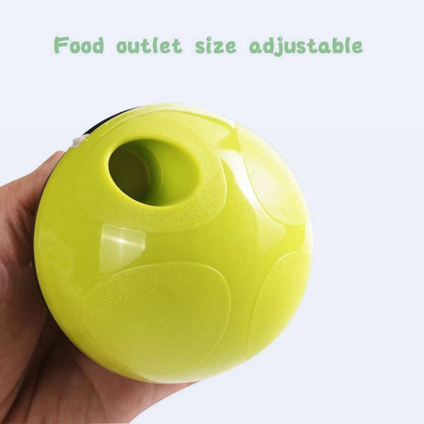 Food Dispensing Dog Toy