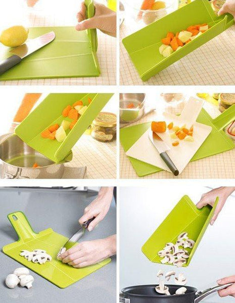 Non-slip Foldable Cutting Board