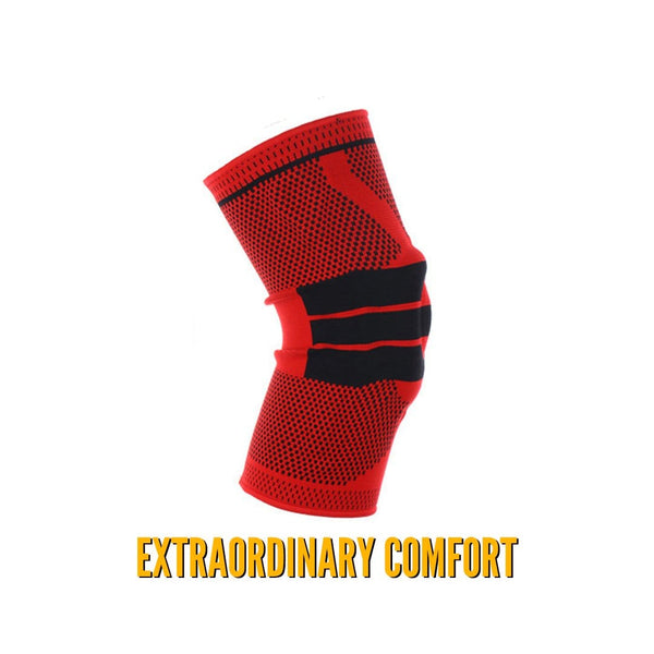 Silica Knee Sleeve - Perfect Protection for Sports