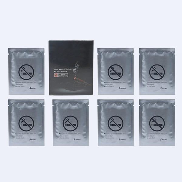35PCS Natural Quit Smoking Patch