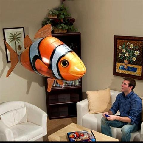 AirShark The Remote Controlled Fish