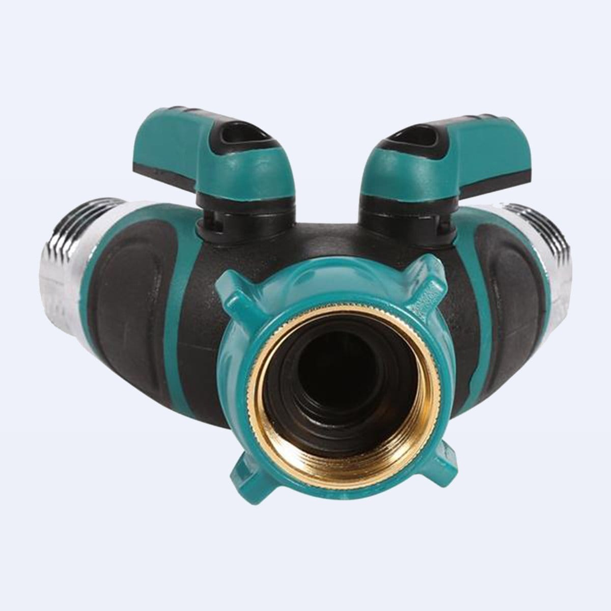 2-Way Garden Hose Splitter