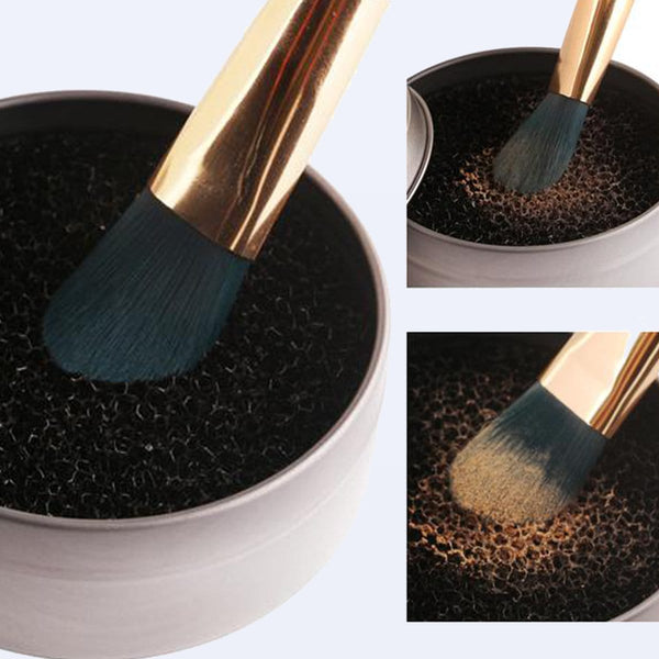 Makeup Brush Color Cleaner