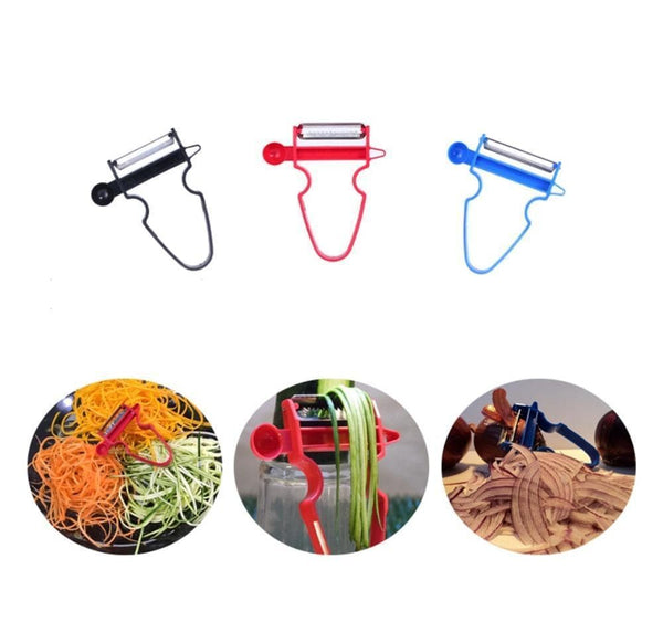 Magic Trio 2-way Blade Peeler Set