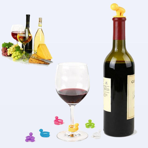 Drinking Buddies Wine Accessories