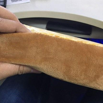 Realistic Toast Cushion