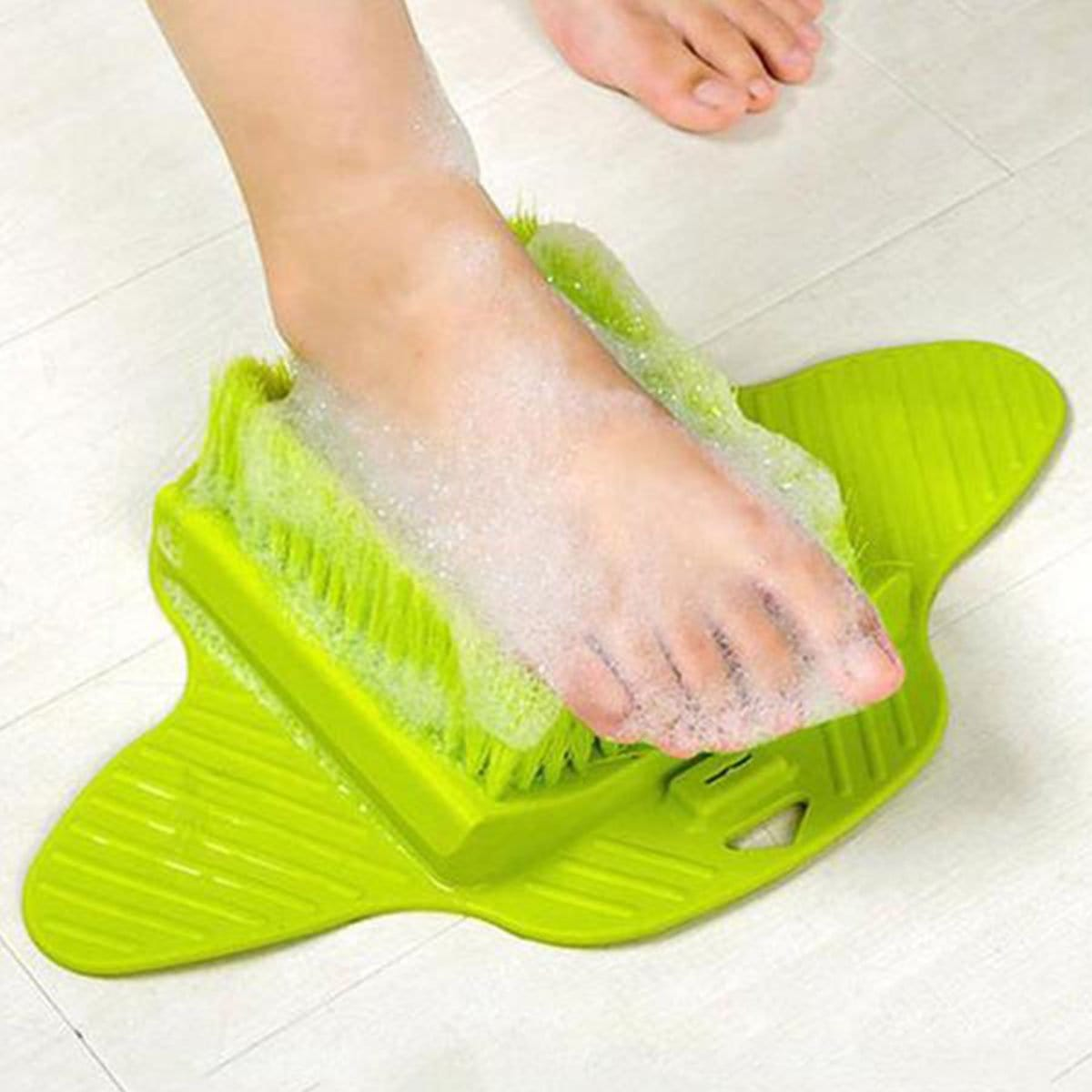 Personal Foot Massager & Scrub