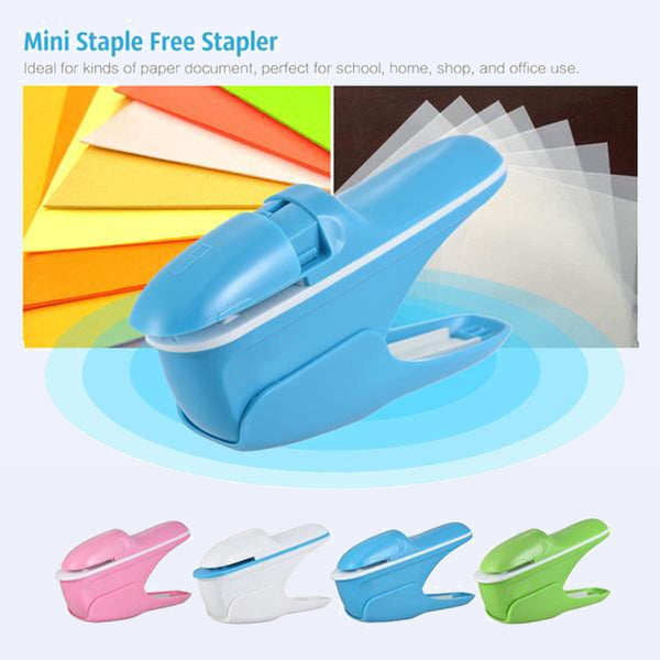 Stapleless Stapler