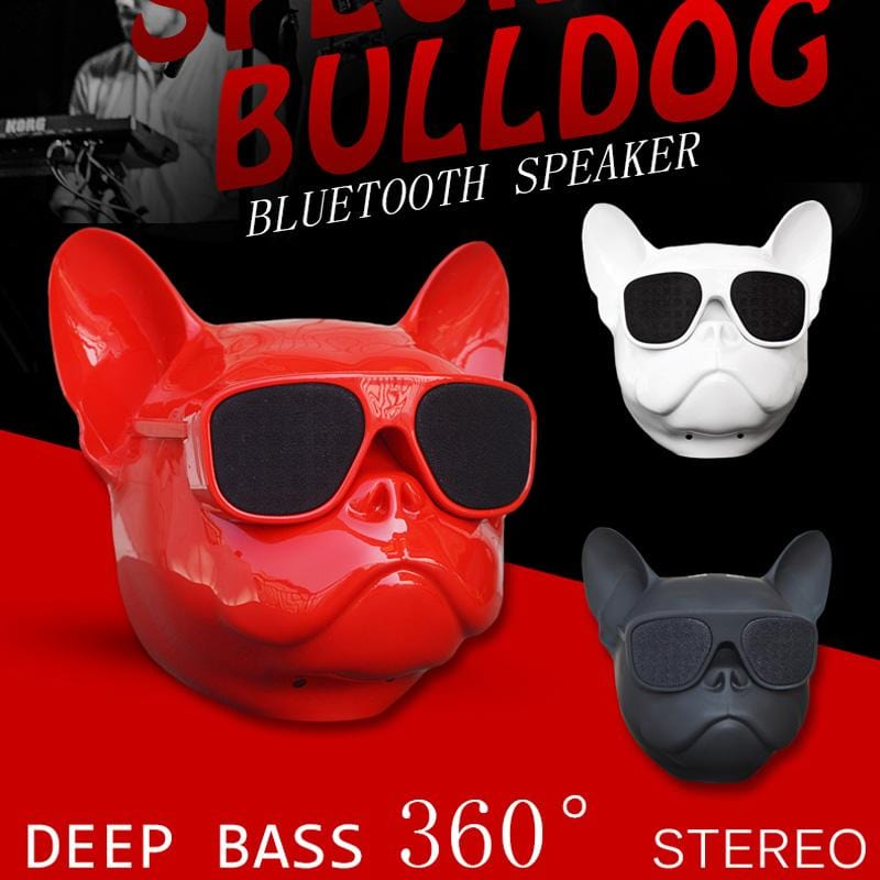 Bulldog Bluetooth HIFI Bass Speaker