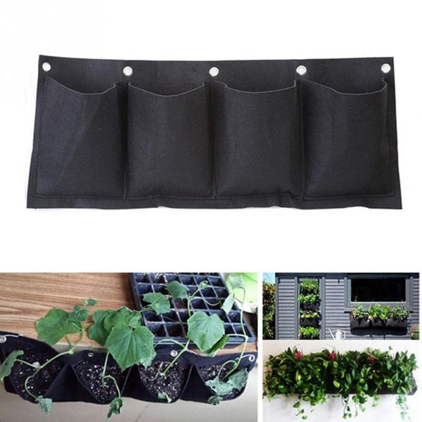 Pocket Wall Plant Bag