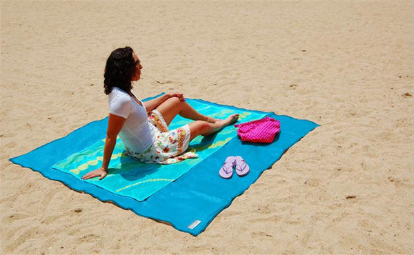 Magical Sand-free Beach Mat