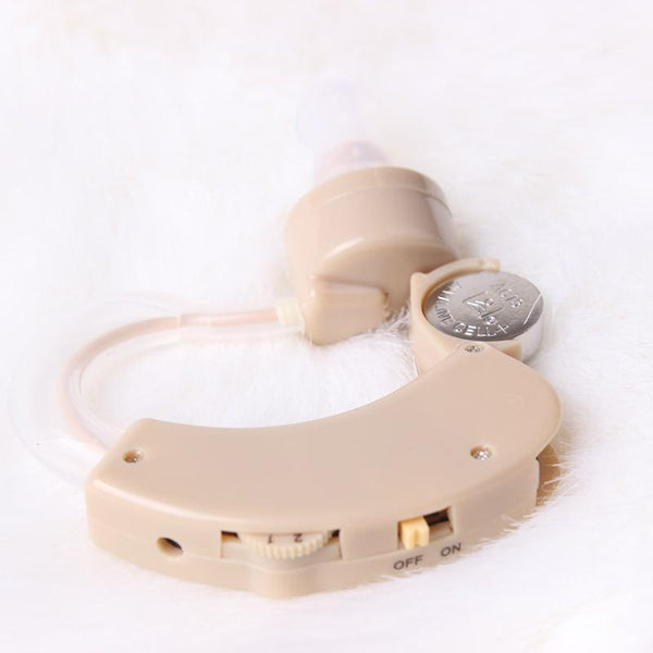 Adjustable Digital Hearing Aid