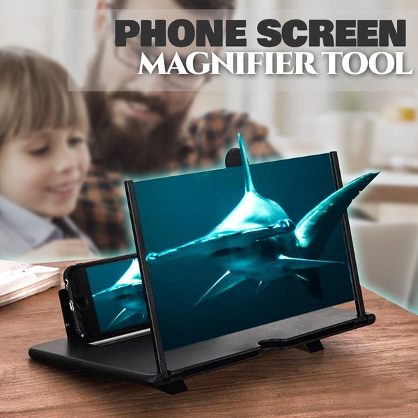 Phone Screen Magnifier Tool