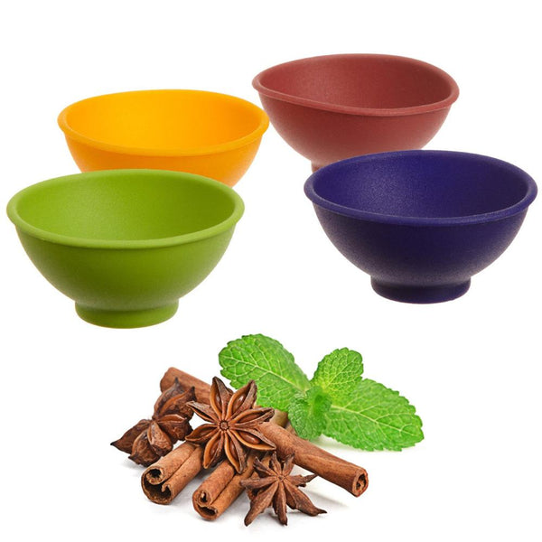 Silicone Mini Pinch Bowls (7 Pcs)