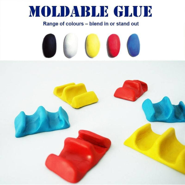Multi-Purpose Moldable Repair Glue