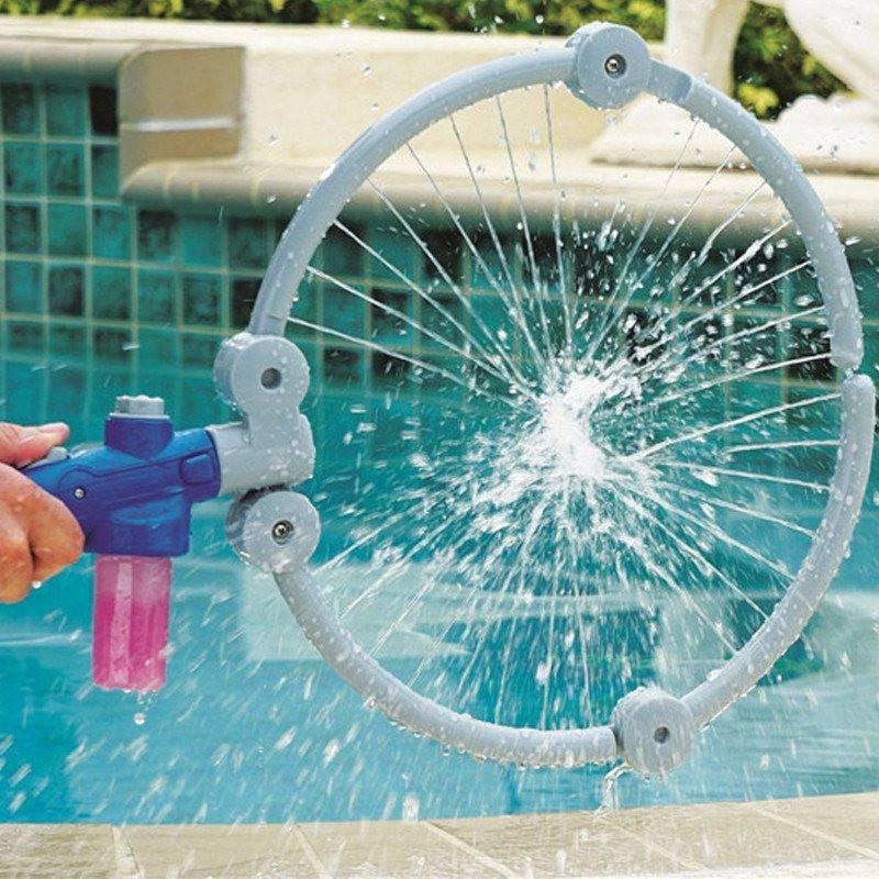 360° Pet Shower Ring