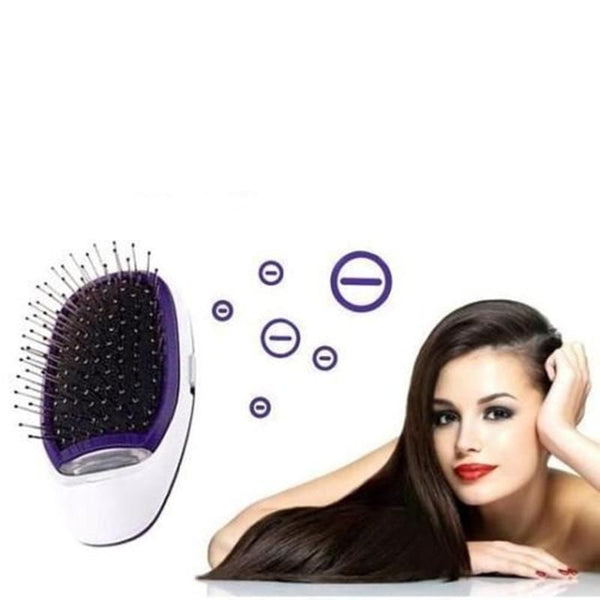 Automatic Portable Ionic Brush