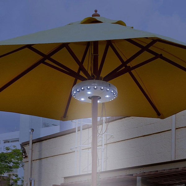 Patio LED Umbrella Light