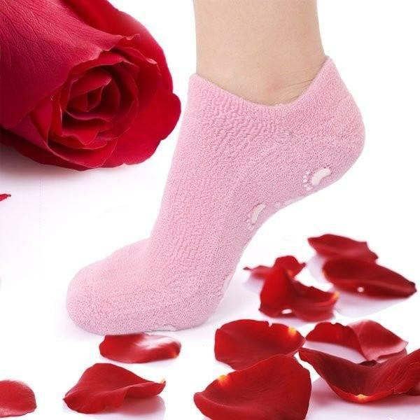 Moisturizing Gel Spa Socks