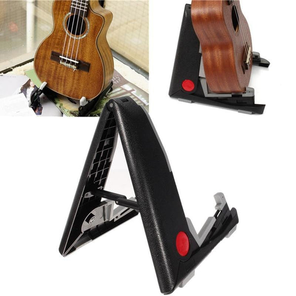 portable guitar stand for only stuffnice. Black Bedroom Furniture Sets. Home Design Ideas