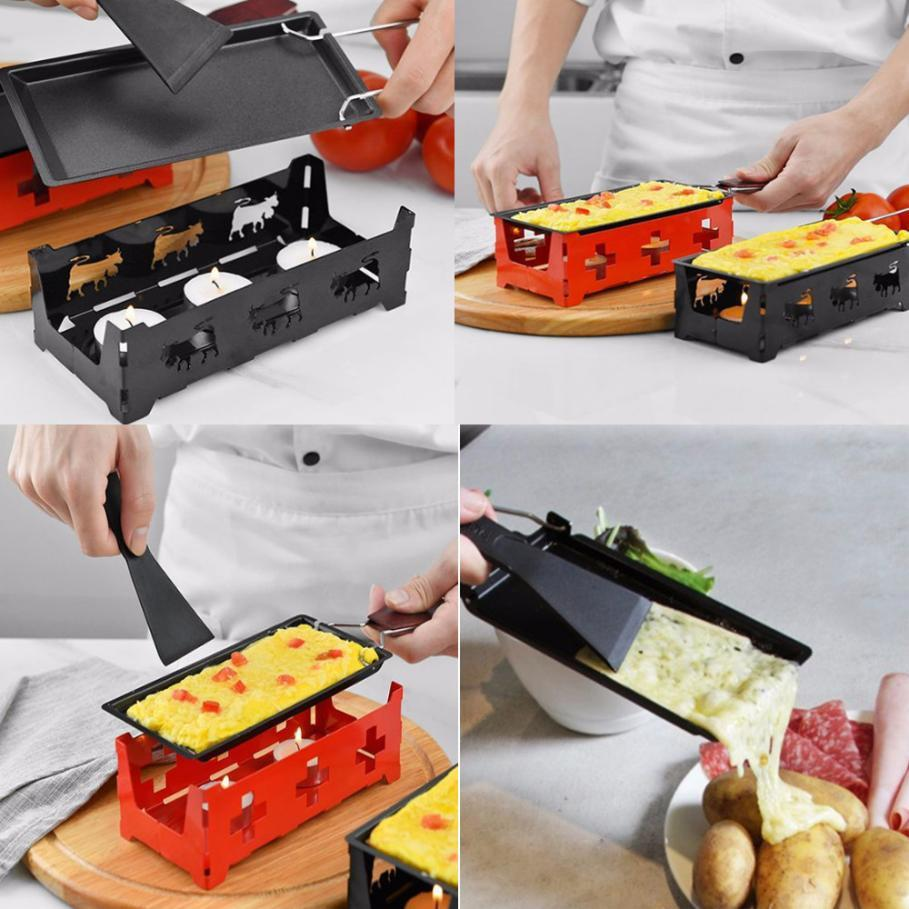 Mini Grill Cheese Furnace