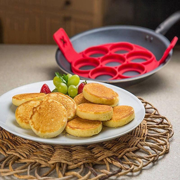 Flip'It Easy - Pancake Hash Brown Omelet Egg Maker