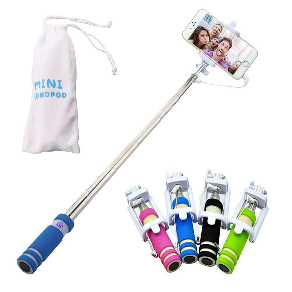Handheld Wired  Selfie Stick