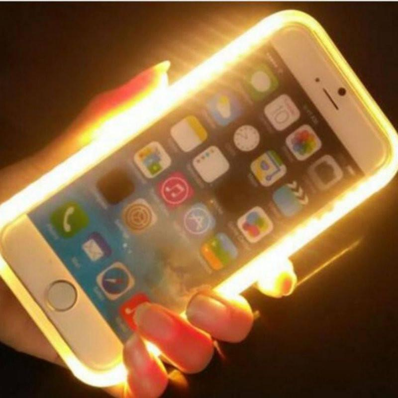 LED Selfie Phone Case