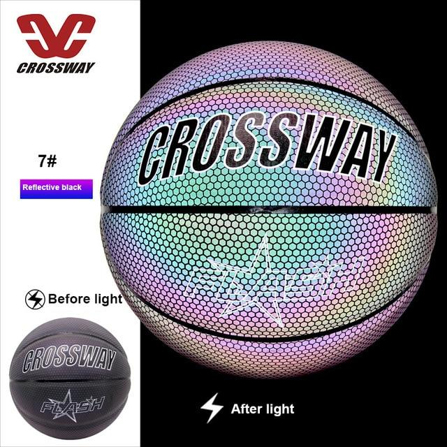 Holographic Reflective Basketball
