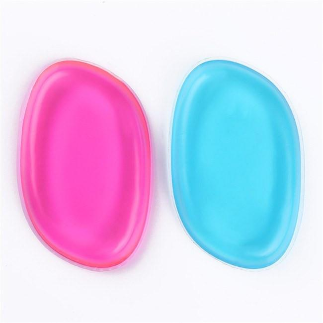 💆 SILICONE MAKEUP COSMETIC JELLY SPONGE 💆