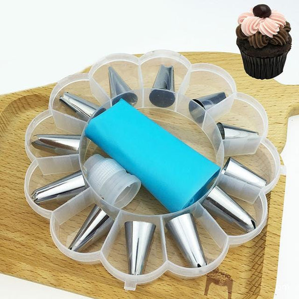 Icing Piping Pastry Set