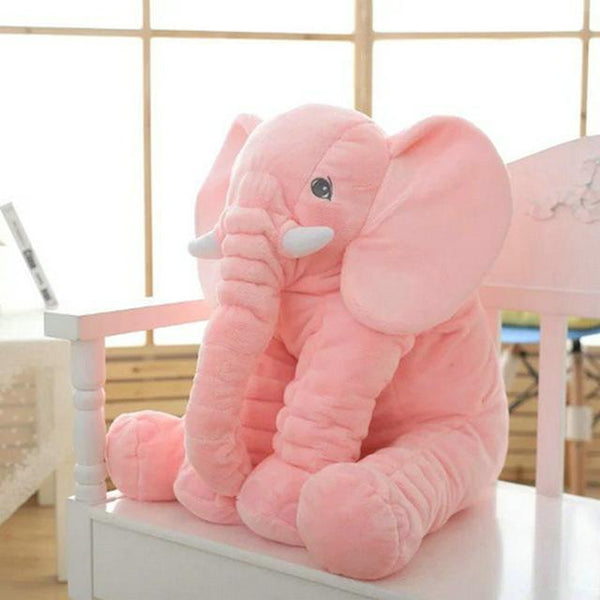 Big Elephant Baby Cuddle Pillow