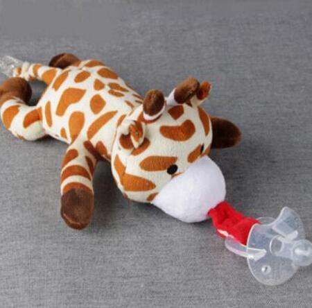 Animal Pacifier Holder
