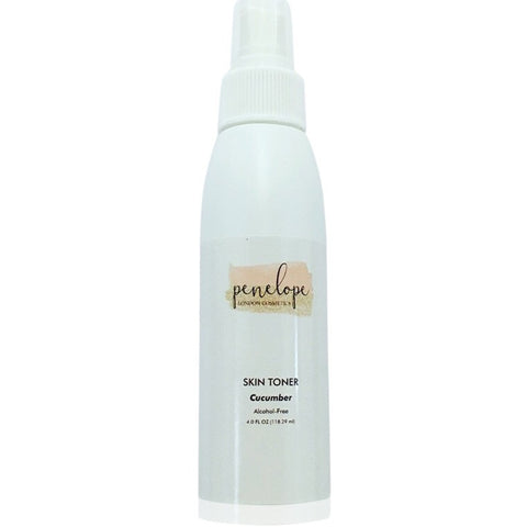 Cucumber Skin Toner - Penelope London Cosmetics