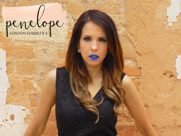 Ice Queen Matte Liquid Lipstick - Penelope London Cosmetics