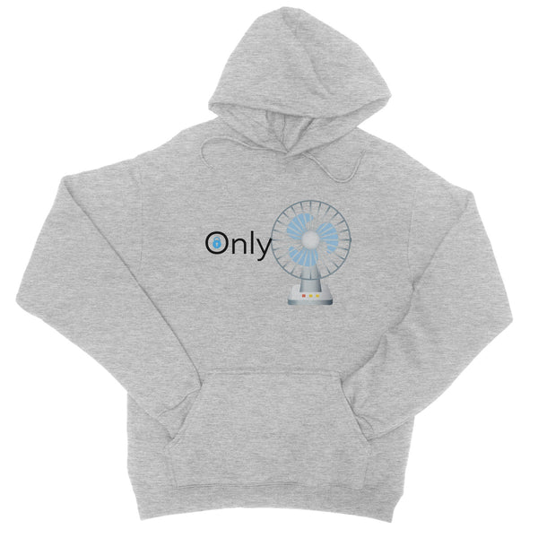Only-Fans College Hoodie