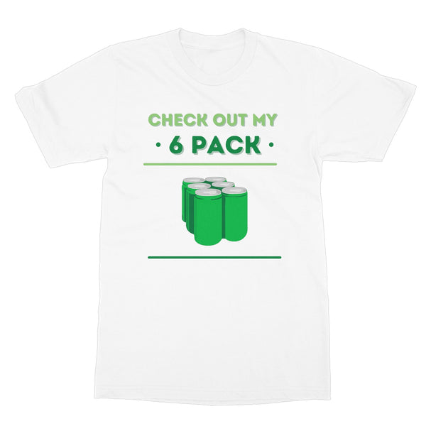 Check Out My Six Pack T-Shirt