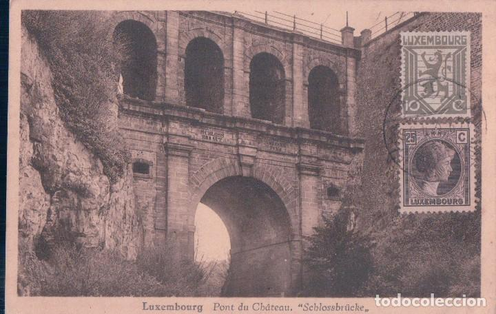luxembourg le pont du chateau germany
