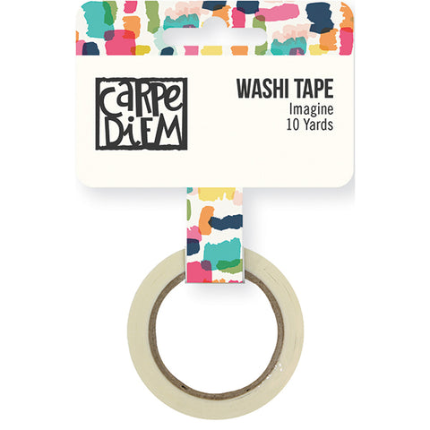 Carpe Diem Imagine Washi Tape - Strawberry Lime Designs